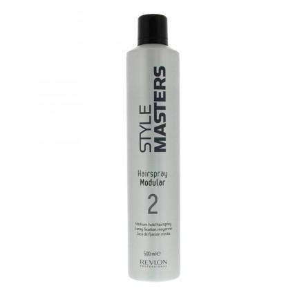 E per lo styling finale, ti consigliamo Revlon style masters modular 2 hair spray! La lacca modulabile per creare una tenuta soft o più forte!
