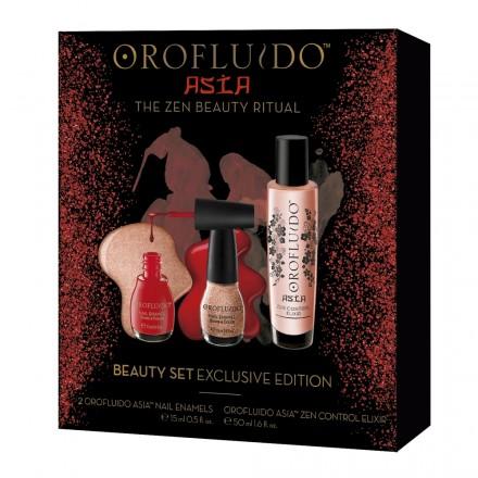 Capelli crespi? Orofluido Asia Zen Beauty ritual è l'idea regalo ideale!