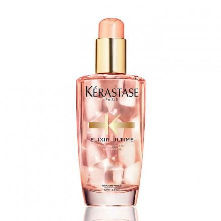 Per dare lucentezza, brillantezza, e luminosità ai capelli colorati prova Elixir Ultime The Imperiale di Kerastase, l'elisir di bellezza per i tuoi capelli!