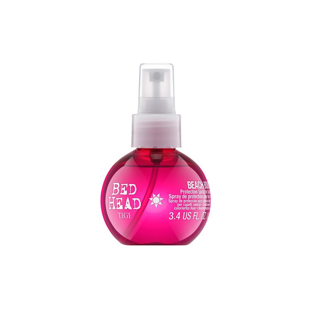 Hai i capelli colorati e crespi? Prova Tigi Bed Head Beach Bound per nutrire i tuoi capelli, e mantenere vivo il tuo colore!