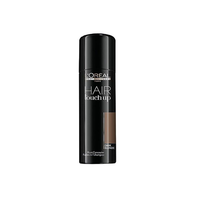 Sei fuori casa, e non riesci a passare dal parrucchiere per il colore? Con Hair touch up di L'oreal professionnel, ritoccare la crescita è facile e veloce! Disponibile in vari colori. Trova il tuo!