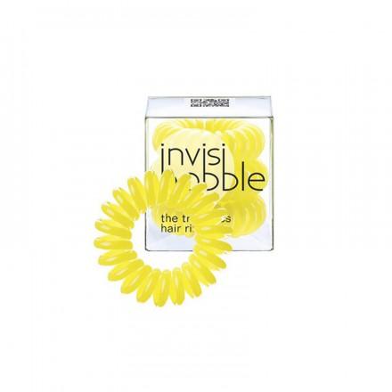Invisibobble è l'elastico che non stressa i capelli, e non li rompe! Disponibile in tanti colori, fatti catturare dal giallo, per dare nuova luce alla tua giornata!