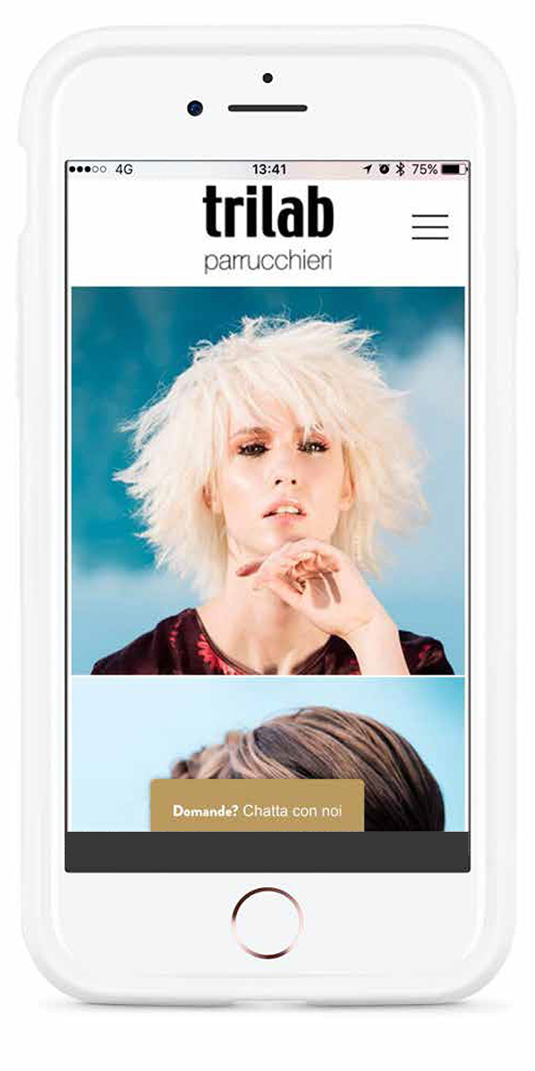 Trilab Parrucchieri Nuova APP