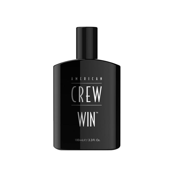 Un bel pensiero per il tuo lui? American Crew Win eau de toilette è il profumo adatto per l'uomo di oggi!