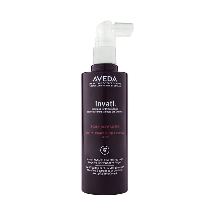 Invati scalp revitalizer di Aveda è il prodotto perfetto per te che vuoi un anticaduta, ma anche un prodotto di origine 100% naturale. La sua formula dona nuovo corpo, contrastando la caduta!