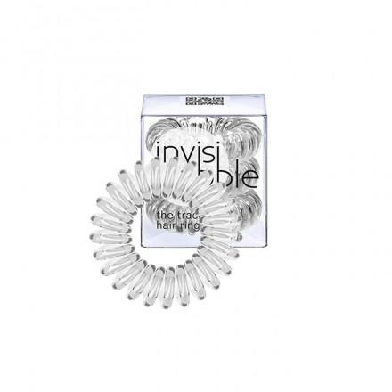 Per essere in ordine e alla moda ti consigliamo invisibobble: il pratico elastico dalla forma ideale per ogni tipo di capello, che non tira e non spezza.