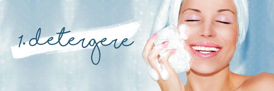 acne detergere