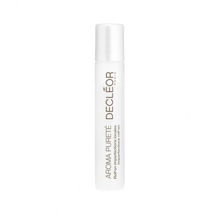 Decleor Paris Aroma Purité Imperfections Roll'On è il trattamento contro le imperfezioni per pelli miste e grasse che riduce gli inestetismi e gli arrossamenti.