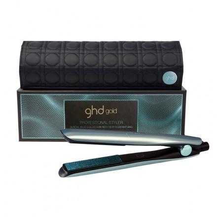 Ghd New gold è la piastra con l'innovativa tecnologia dual-zone che ti lascerà i capelli più lisci e setosi, ma soprattutto più sani. Provala nella nuova colorazione Glacial Blue!