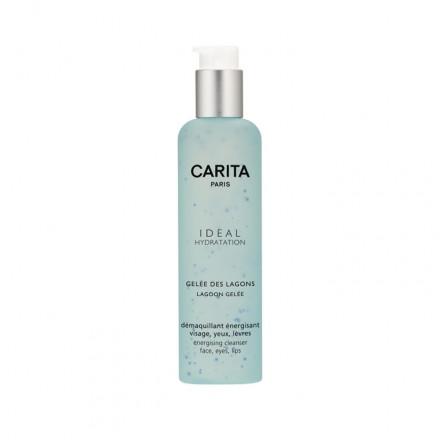 Prova il gel struccante Ideal Hydratation di Carita Paris! Questo trattamento idro-energizzante ti donerà una pelle più tonica, elastica e radiosa