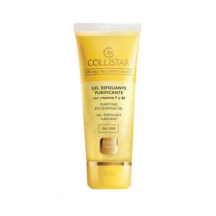 Il gel esfoliante purificante di Collistar è lo scrub ideale per ridurre i pori dilatati. Opacizza e normalizza le pelli miste e grasse