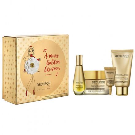 Decleor Paris A Merry Golden Christmas è il kit speciale per una pelle meravigliosamente più compatta e rimpolpata!