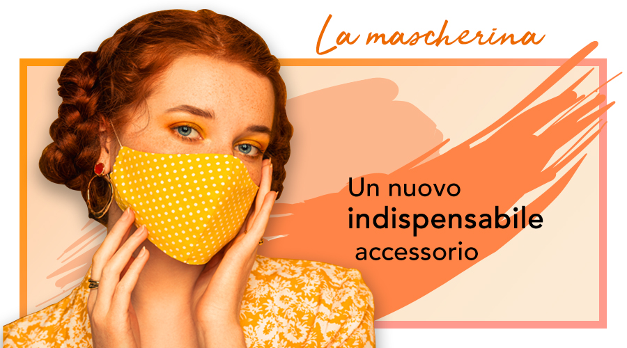 accessorio mascherina