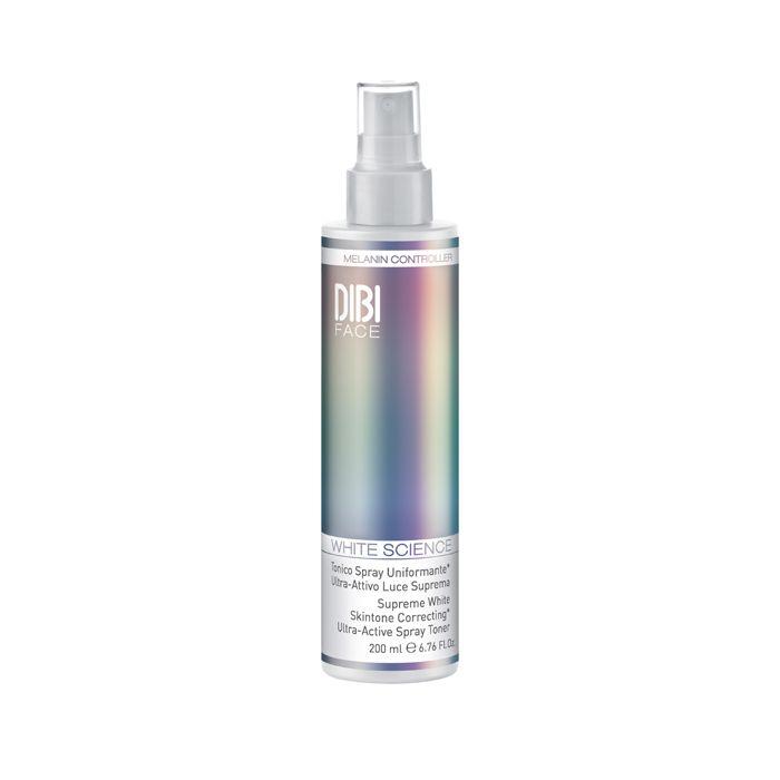 DIBI Milano Face White Science Tonico Spray Uniformante Ultra-Attivo Luce Suprema 200 ml